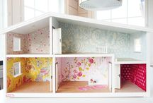 Dollhouse renovation