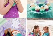 Mermaid, Pool & Beach Party ideas