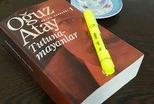 okuduğum kitaplar
