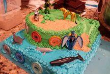 Game reserve Cake ( Ben)