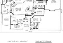 Design Center: House Plans / Architectural Plans/Layouts