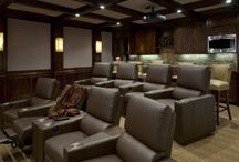 Theater Room / by Carol Ball