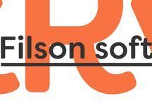 Filson Soft / Filson Soft is a rounded geometric sans created by Mostardesign Type Foundry. With its rounded terminaisons, this font family is also perfect for original titles and will give you future creations a nicely friendly aspect. Available in 9 weights with corresponding italics. Check out here : http://motyfo.com/portfolio/sans-serif-font-family-filson-soft/