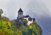 Teleportation Destination: Liechtenstein,Switzerland,Austria,Germany