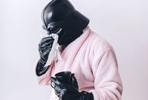 Darth Vader ordinary day