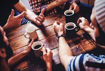 people drinking coffee13