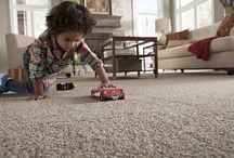 Carpeting your home