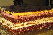 Торты кексы