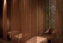 Research Floor Sauna Innen