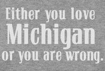 Michigan / by Ananda Joy