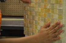 Tiling from home depot