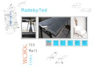 MadebyTed / all kinds of furniture stuff