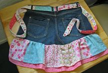 Ideas how to recycle your old clothes