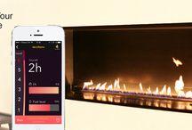 Cutting-edge bioethanol fireplaces