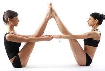 |Yoga poses for Two| challenges?