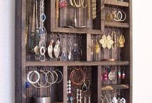 Organizador accesorios