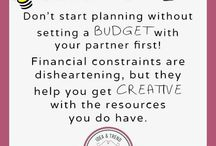 Wedding Planning Tips / The best wedding planning tips from the experts. Be prepared and save yourself the headache of figuring things out on your own!