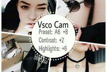 Filtter VSCO