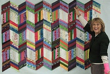 Scrappy Quilts I'd Love to Make