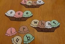 Writing Activities, Anchor Charts, and Sight Words