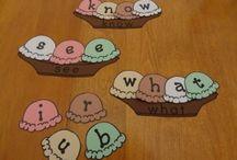 Language Arts/Word Work