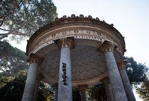 Villa Borghese - Roma Felix / Roma Villa Borghese Passeggiata con Roma Felix Passeggiata Roma Felix Arte Storia Natura