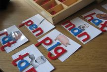 Word Work / Working with words activities for K-5