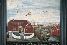 Early Landscapes & Seascapes / by American Folk Art Museum