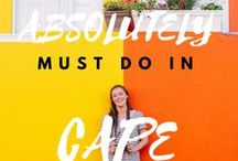 Cape Town - things to see and do