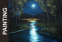 10 min paintings
