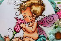 Dibujos de muñecos/as
