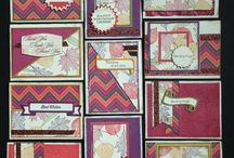 Sangria Paper Pack cards