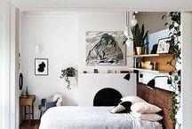 Bolig soveværelse