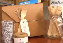 Bisquit box ideas