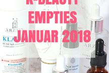 Beauty Reviews 2018 / Beauty Reviews 2018!