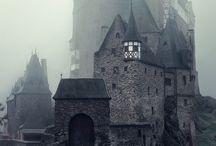 Castillos, palacios y alcázares