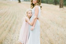 Mother Daughter Posing / Photography posing for mothers and daughters. / by David Shoukry