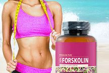 Premium Forskolin - Amazing health and weight loss benefits!
