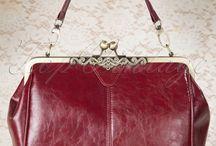 Vintage Handtaschen und Clutches