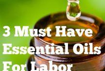 Essential Oils for Birth