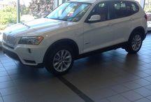 2014 BMW xDrive X3 /