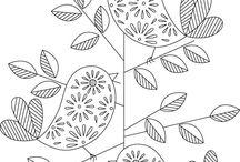 Hímzés- Embroidery- Sticken