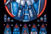 Transformers / Cool robots