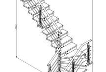 Lépcső méretek