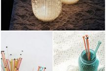 Crochet and knitting projects / by Ashley Drury
