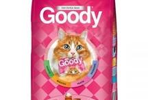 Goody Kuzu Etli ve Pirinçli Yetişkin Kedi Maması 0,5kg