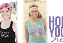 Holy Yoga Shop / Find unique yoga and Christian clothing for people of all ages.  Also snag a great Holy Yoga DVD, devotional, e-book and yoga accessory.   holyyogashop.com