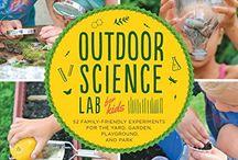Science kids book