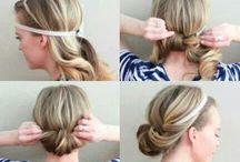 Girls, girls, girls!! Natural beauty and hair tips