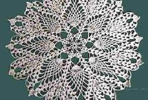 Doily doily doily crochets/knits / Doilies inspirations for the knitter and crocheter.